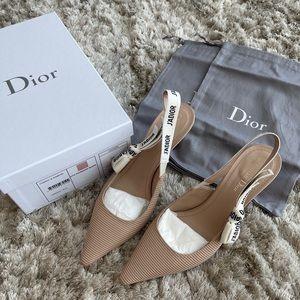 Dior J'ADIOR SLINGBACK PUMP